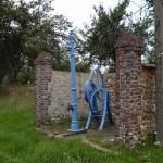 Les pompes à eau en fonte de nos villages