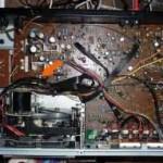 Réparation d'un lecteur k7 Marantz SD 3020