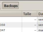 Sauvegarde de ses fichiers par Time Machine sous Linux en 3 lignes