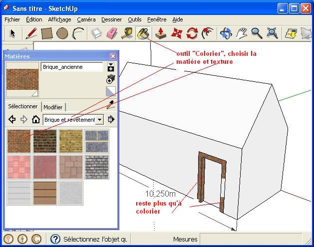 logiciel dessin plan batiment gratuit latest logiciel. Black Bedroom Furniture Sets. Home Design Ideas